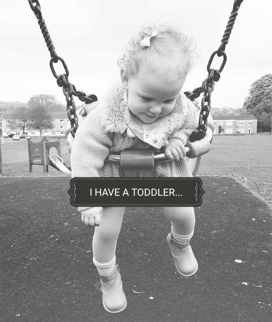 Life lately – I have a toddler.