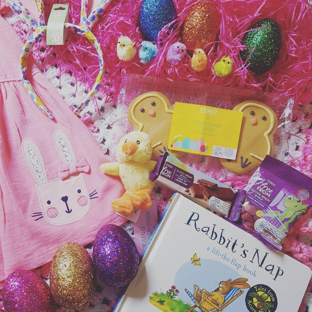 Have I bought enough? Easter Sunday 2017