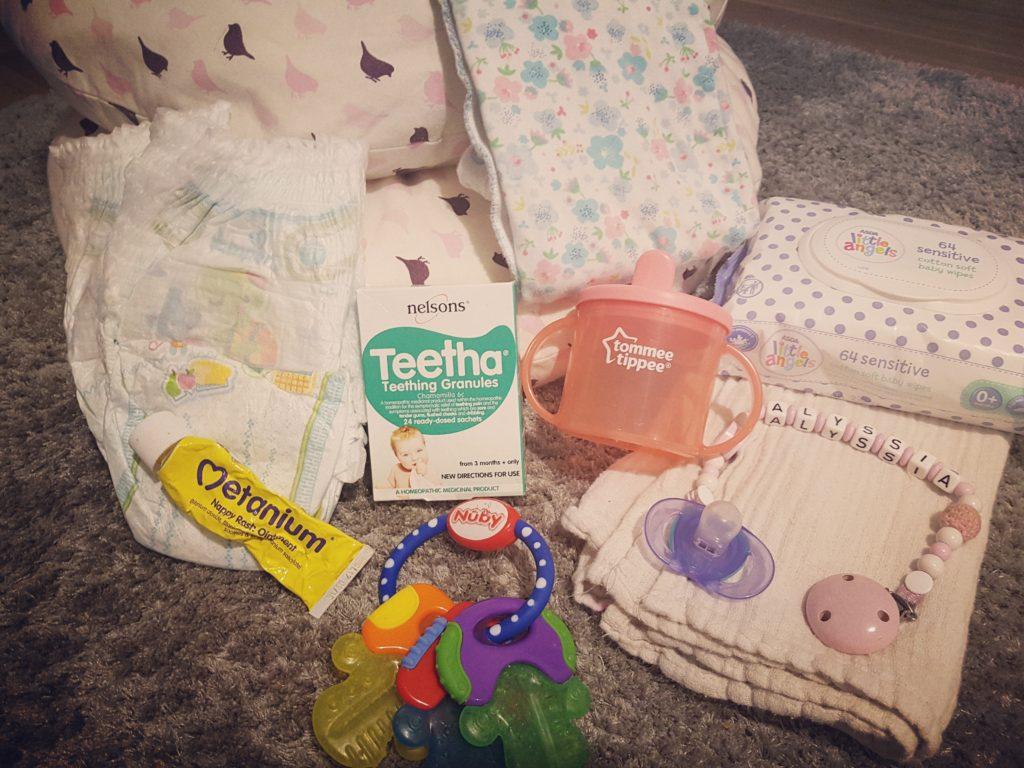 Baby Essentials 0-12 months