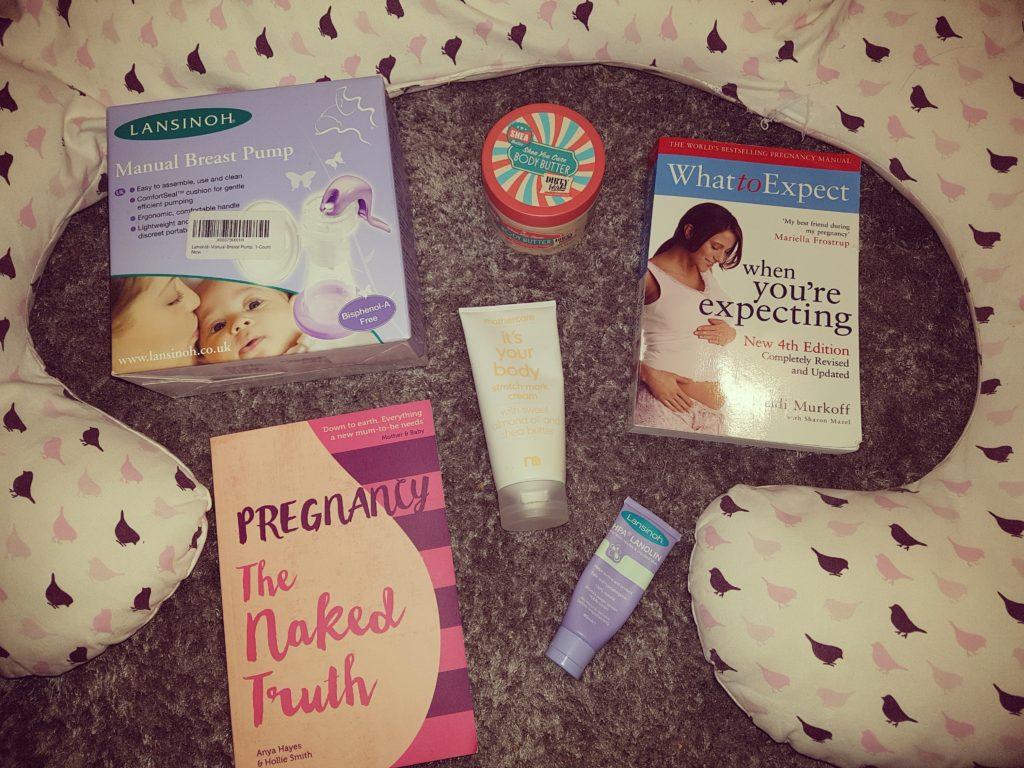 Pregnancy and postpartum essentials