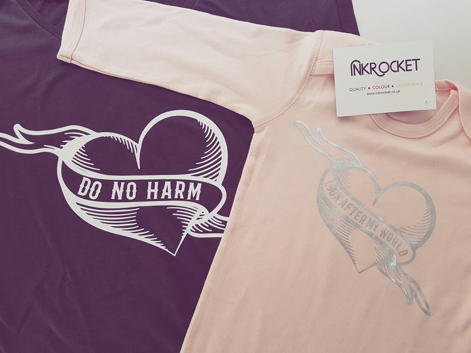Eco Friendly Clothing | Ink Rocket