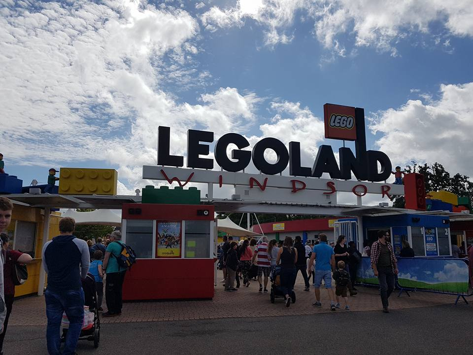 Our Day Out At Legoland Windsor