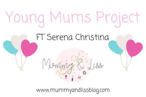 Young Mums Project FT Serena Christina #6