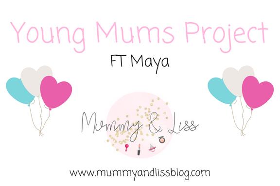 Young Mums Project FT Maya #21