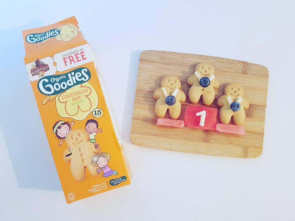 Fun Plate Toddler Recipes with Organix