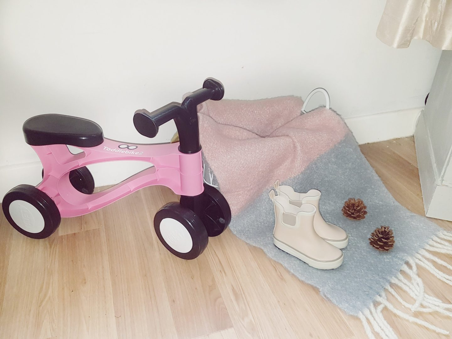 ToddleBike 2 Review & GIVEAWAY!