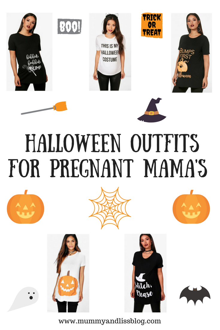 Cute Halloween Outfits for Pregnant Mamas