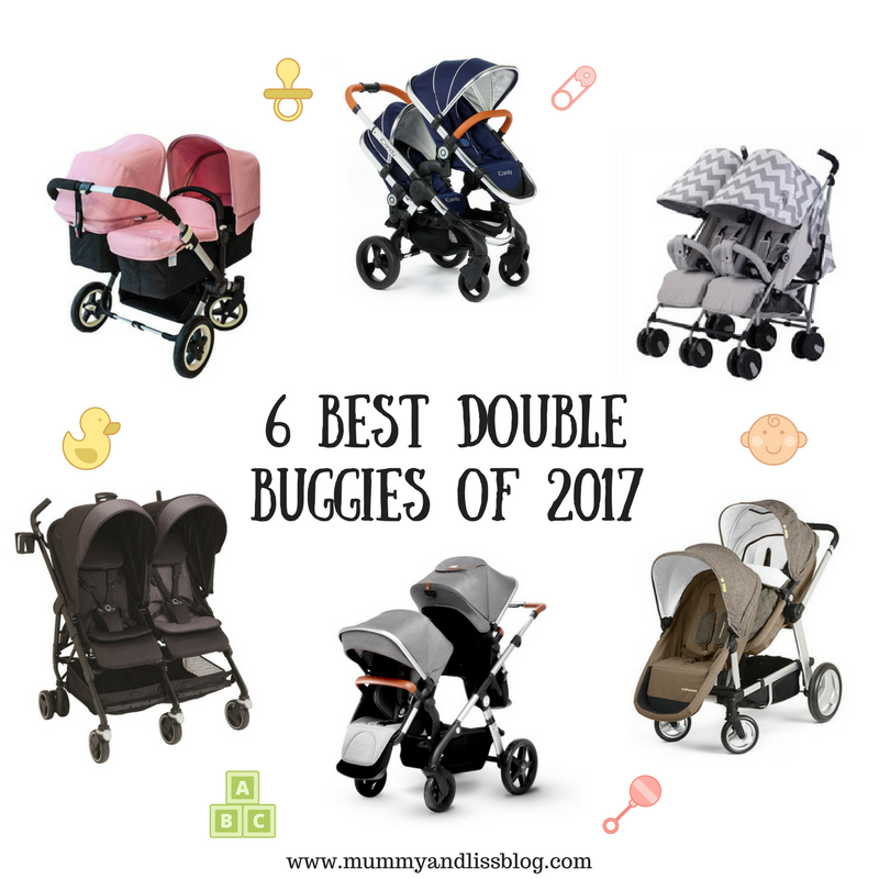 6 best double buggies mummy liss. Black Bedroom Furniture Sets. Home Design Ideas