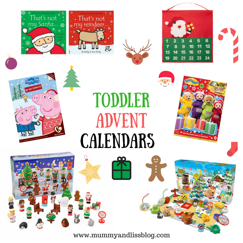 Toddler Advent Calendars 2017