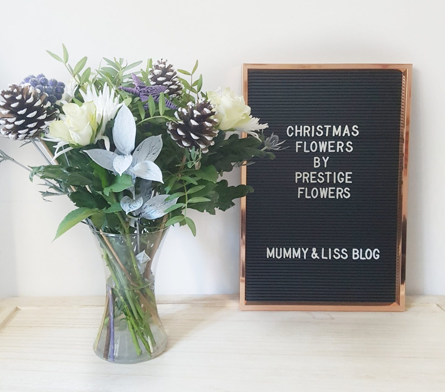 Christmas Flowers – The Perfect Pick Me Up