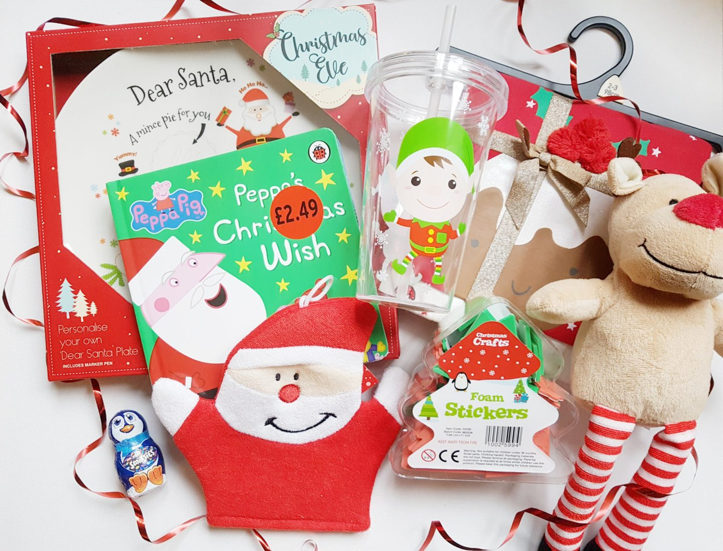 WHATS IN MY TODDLERS CHRISTMAS EVE BOX?