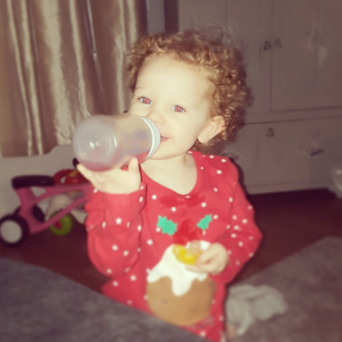 Christmas with a Toddler A-Z