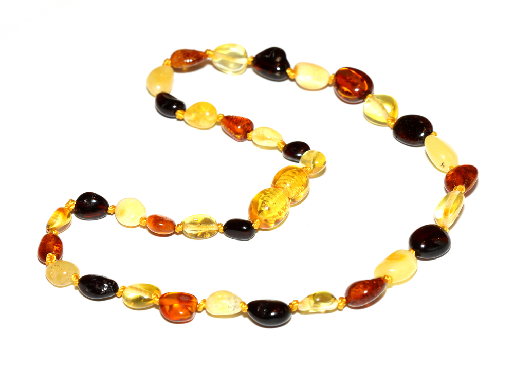 The Differences Between Amber Teething Necklaces