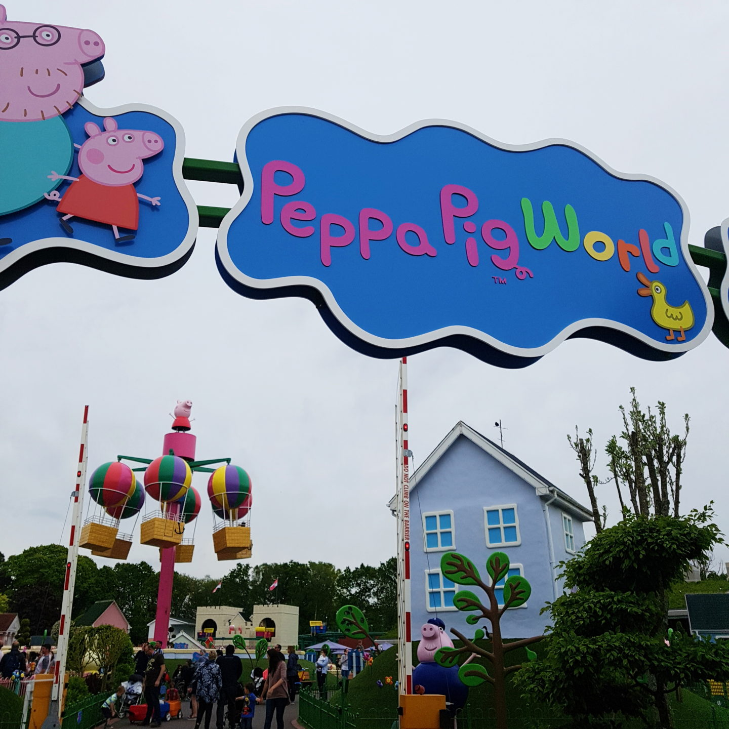 Peppa Pig World – Grand Preview Event