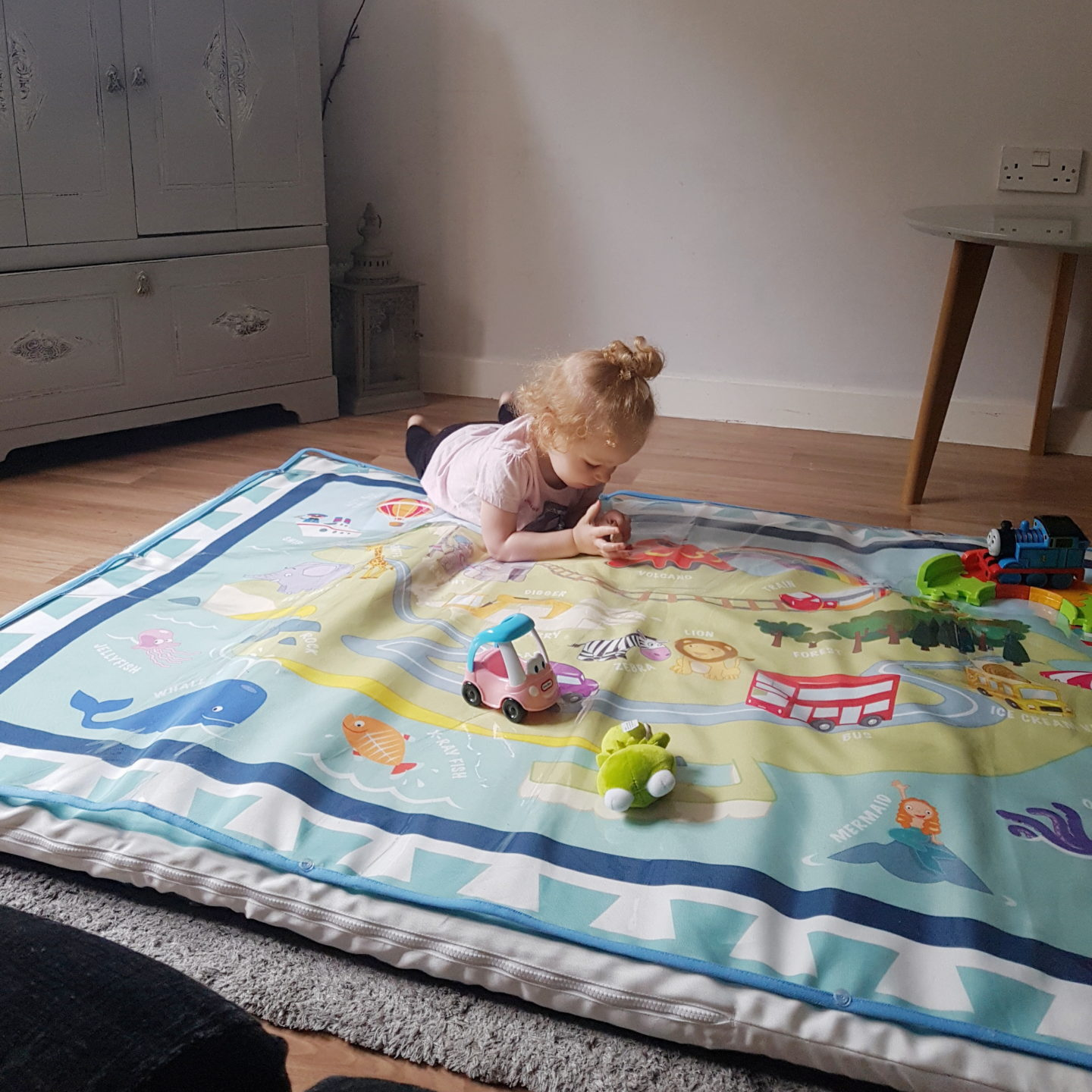 First Impressions on the JayceeBaby Playmat
