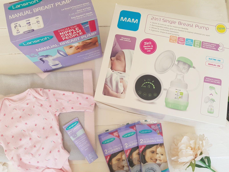 Breastfeeding Plans & Essentials