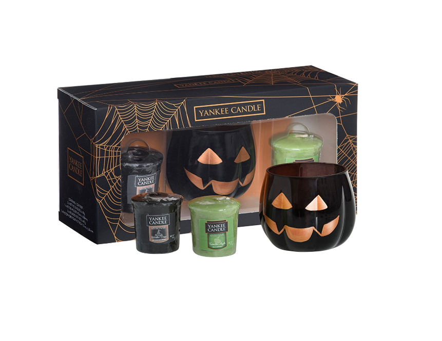 Halloween Yankee Candle Giveaway