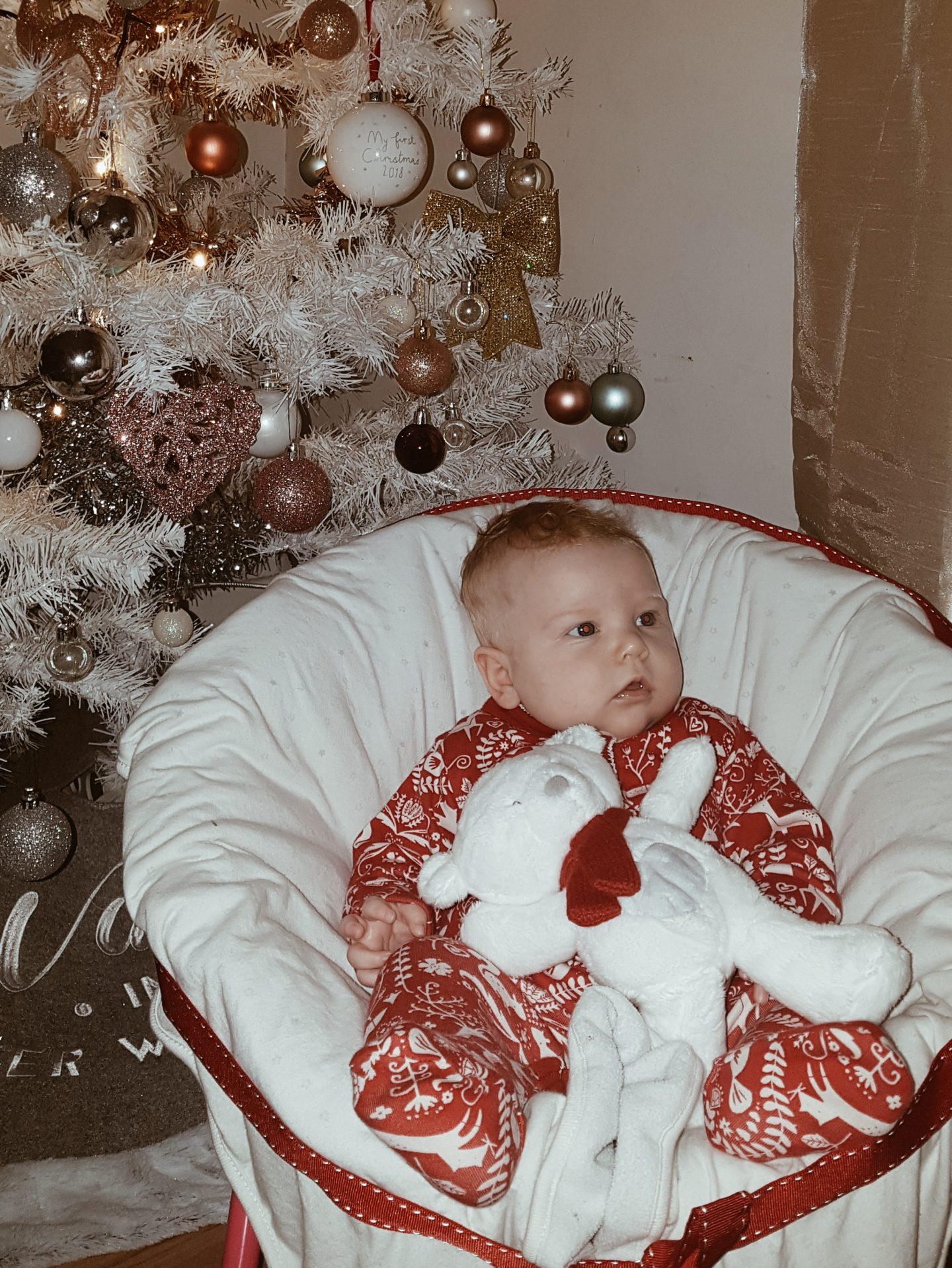 My First Christmas with Mothercare