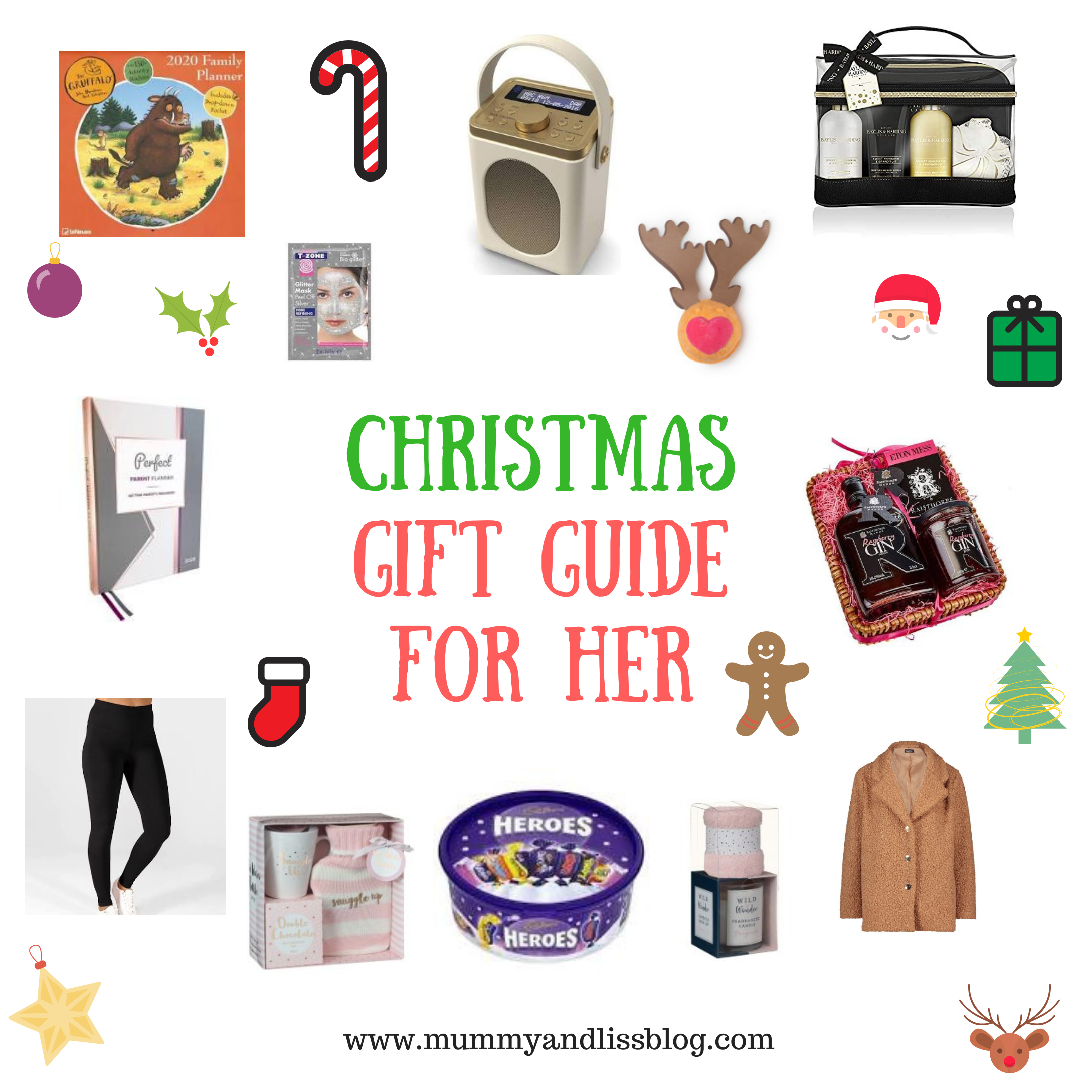 Christmas Gift Ideas For Her Mummy Liss Parenting Lifestyle Blog